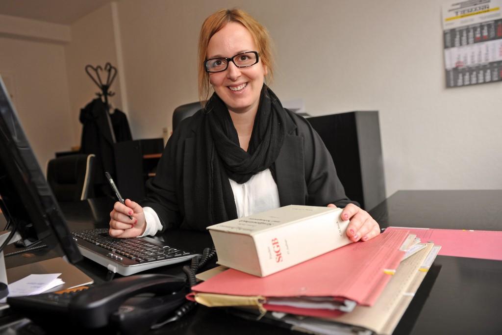 Stefanie Boss - Rechtsanwältin in Bielefeld