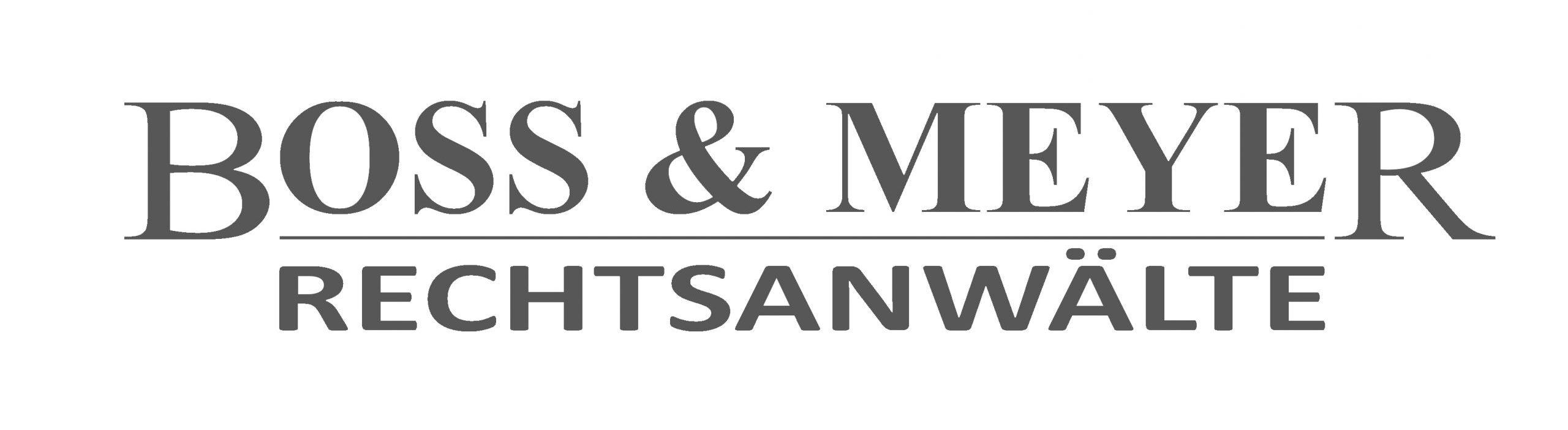Boss & Meyer Rechtsanwälte in Bielefeld und Enger